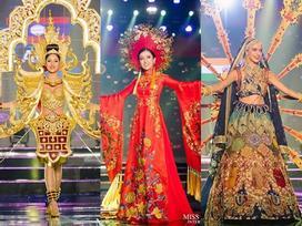 Quizz: Đoán tên quốc gia thông qua quốc phục dự thi Miss Grand International 2017