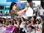 Hoa hậu Đỗ Mỹ Linh chính thức lên đường chinh phục Miss World 2017