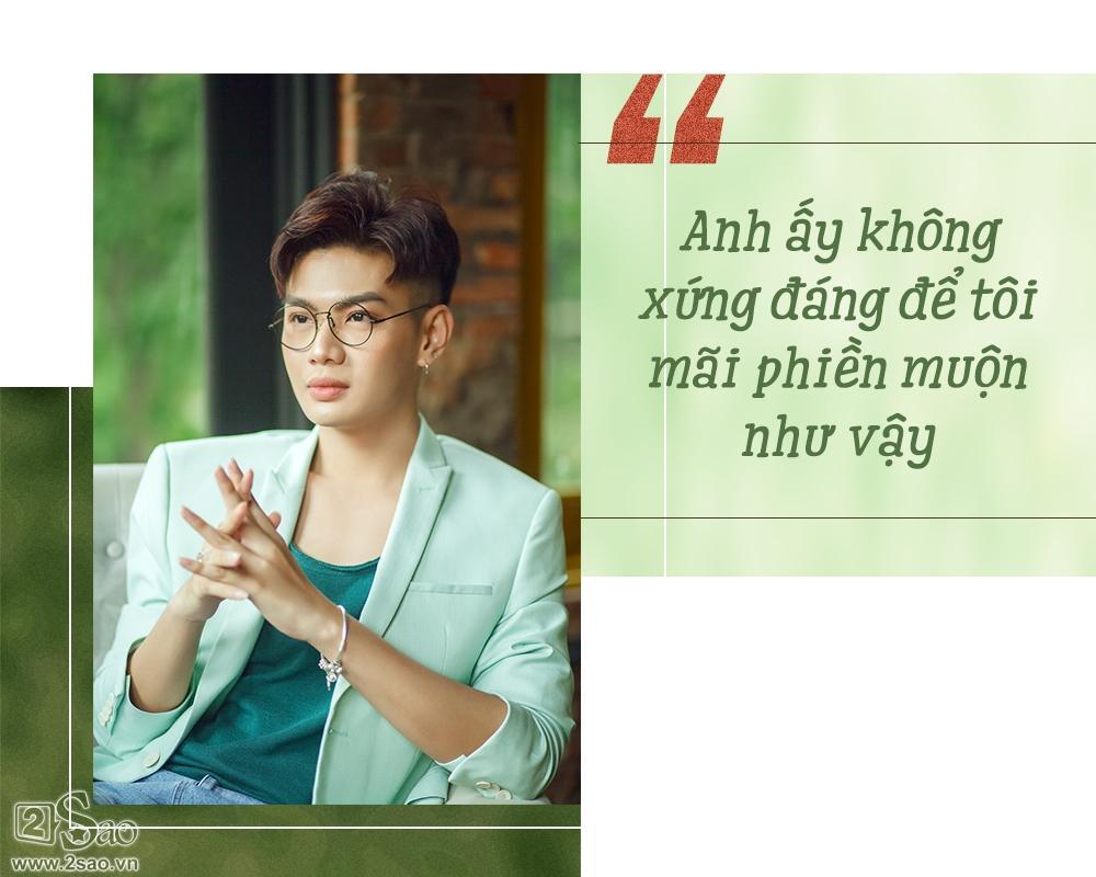 Vượt rào cản tâm lý, loạt sao nam đình đám showbiz Việt không ngại công khai đồng tính-3