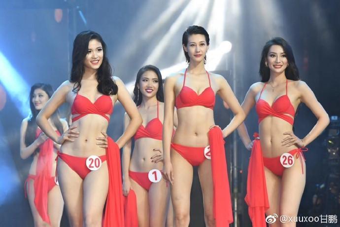 Chân dài tuổi U30 thành Hoa hậu Hoàn vũ Trung Quốc nhờ ứng xử lạ-3