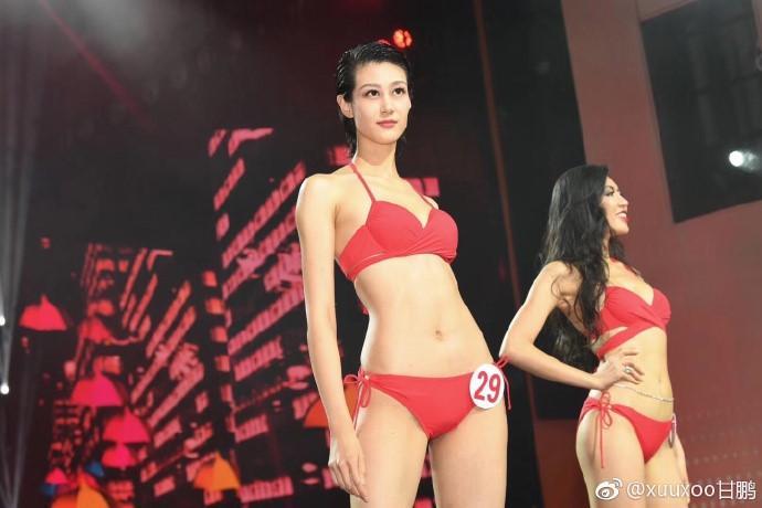 Chân dài tuổi U30 thành Hoa hậu Hoàn vũ Trung Quốc nhờ ứng xử lạ-4
