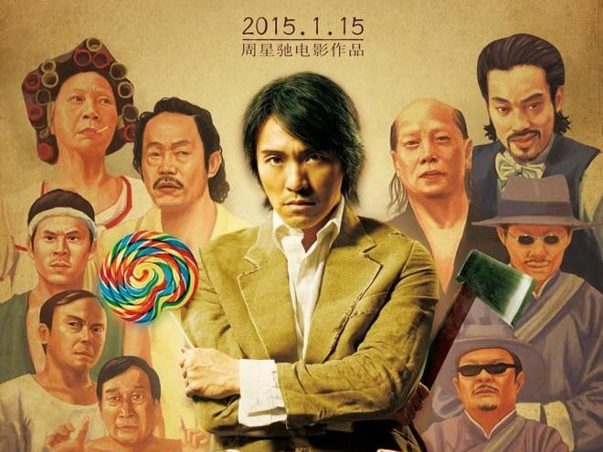 Giới làm phim Trung Quốc xôn xao về hai bom tấn của Châu Tinh Trì