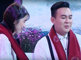 'Vì yêu mà đến': 'Gọi chị xưng em' chàng trai 25 tuổi khiến dàn khách mời nức nở vì tỏ tình quá lãng mạn