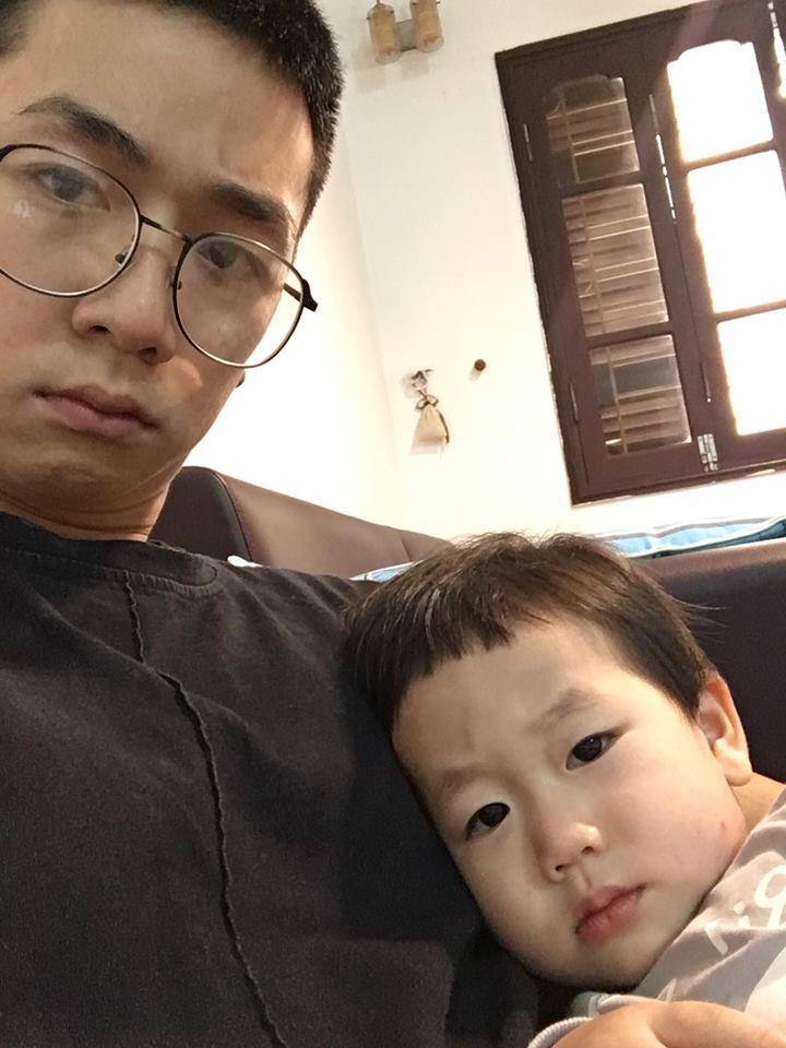 Hot girl - hot boy Việt 20/10: Hot girl Huyền Baby lần đầu cho ảnh quý tử lên sóng-1