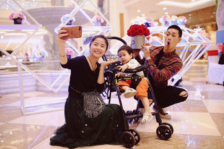 Hot girl - hot boy Việt 20/10: Hot girl Huyền Baby lần đầu cho ảnh quý tử lên sóng-2