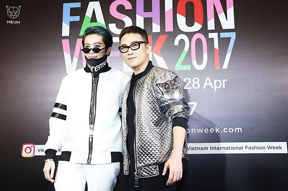 Khám phá gu thời trang tomboy của Gil Lê - vị host quyền lực của The Look 2017-2