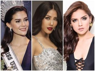Để đăng quang Miss Universe 2017, Nguyễn Thị Loan phải 'hạ' bằng được những đối thủ này