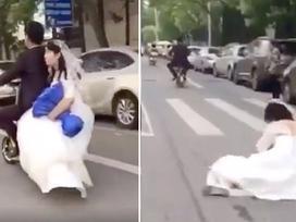 Cô gái bị chồng sắp cưới hạ nhục và đấm ngay tại studio khi đi chụp ảnh cưới