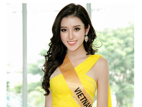Huyền My bứt phá trong vòng trả lời phỏng vấn bằng tiếng Anh tại Hoa hậu Hòa Bình 2017