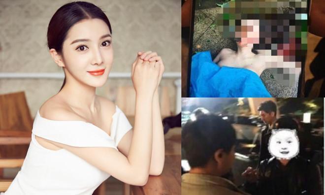 Sao nữ 24 tuổi Trung Quốc chết trong tình trạng lõa thể ở bụi cây-2