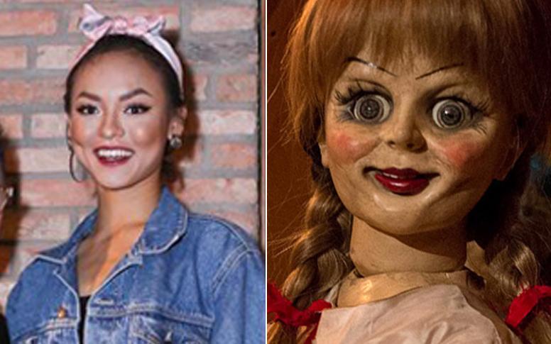 Hết hồn với muôn kiểu make up ngỡ như hóa trang Halloween của dàn mỹ nhân Việt-6
