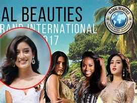 Huyền My được Global Beauties dự đoán trở thành Á hậu Hòa bình Quốc tế 2017