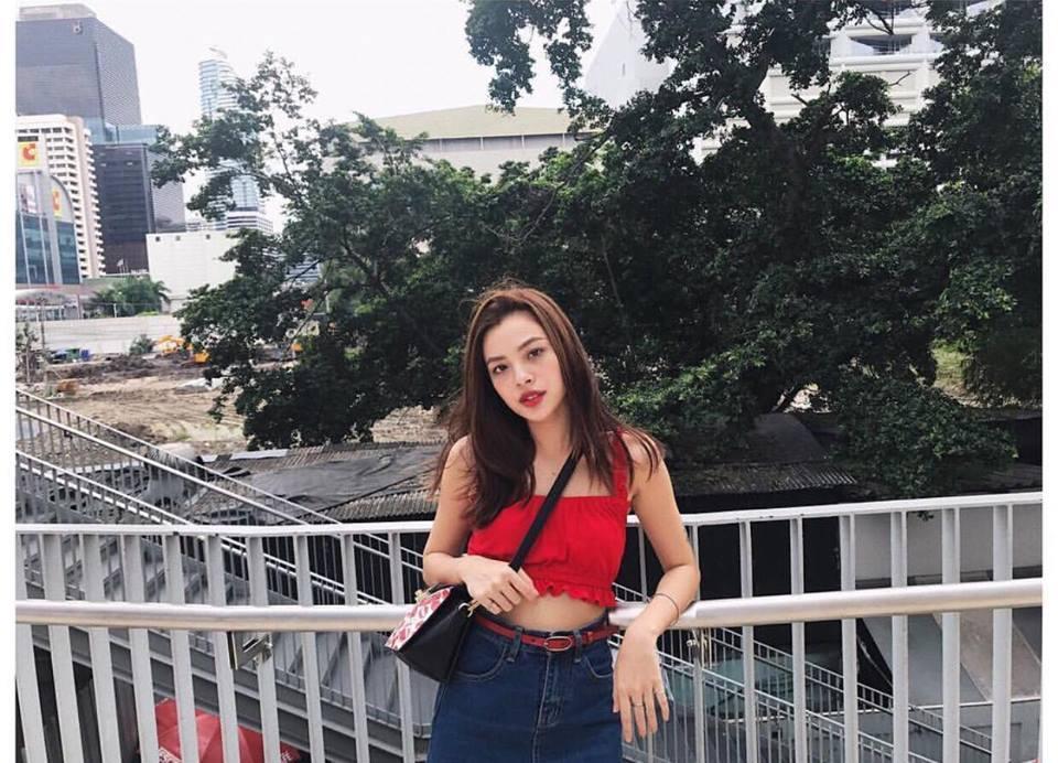 Dàn hot-face Việt diện áo ngắn cũn cỡn, khoe vòng 2 thon gọn trong street style tuần này-8