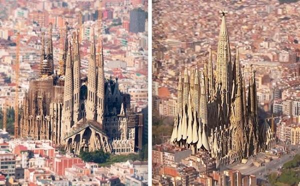 Bí ẩn gây shock về 7 công trình kiến trúc nổi tiếng thế giới-2
