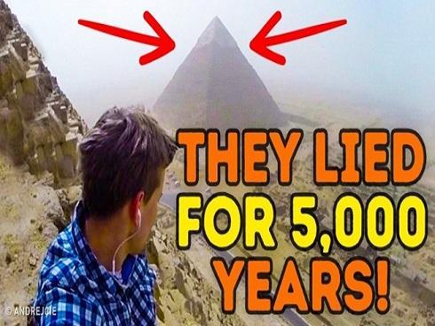 Bí ẩn gây shock về 7 công trình kiến trúc nổi tiếng thế giới