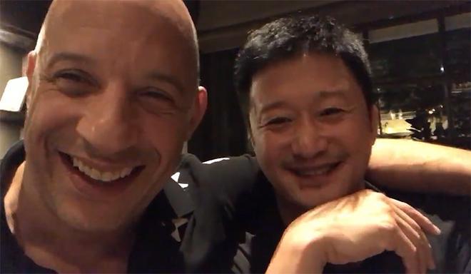 Vin Diesel úp mở mời Ngô Kinh tham gia Fast & Furious 9-1