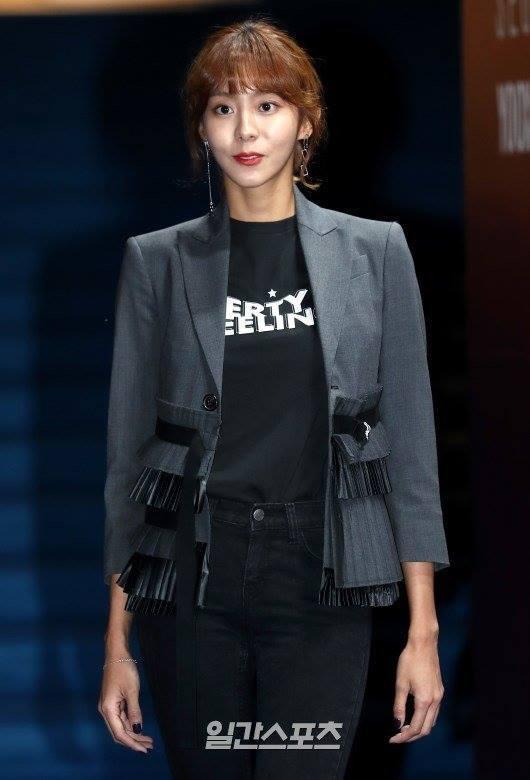 Sao Hàn 20/10: 'Nữ thần sexy' UEE ngày càng tong teo đến đáng sợ