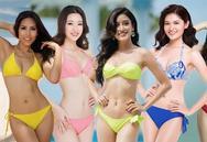 5 nhan sắc 'mang chuông đi đánh xứ người' cùng diện bikini, ai bốc lửa nhất?