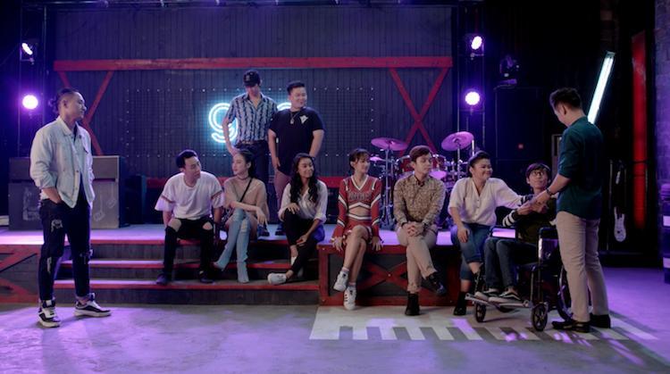 Glee: Sau bao lần từ chối, Angela Phương Trinh cũng xiêu lòng trước Hữu Vi-4