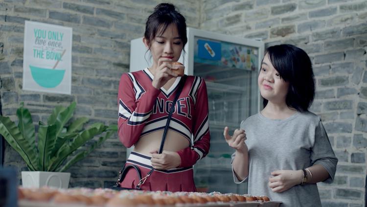 Glee: Sau bao lần từ chối, Angela Phương Trinh cũng xiêu lòng trước Hữu Vi-6