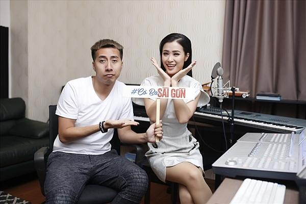 Nhạc phim Cô Ba Sài Gòn được bảo chứng bởi Đông Nhi và Only C-1