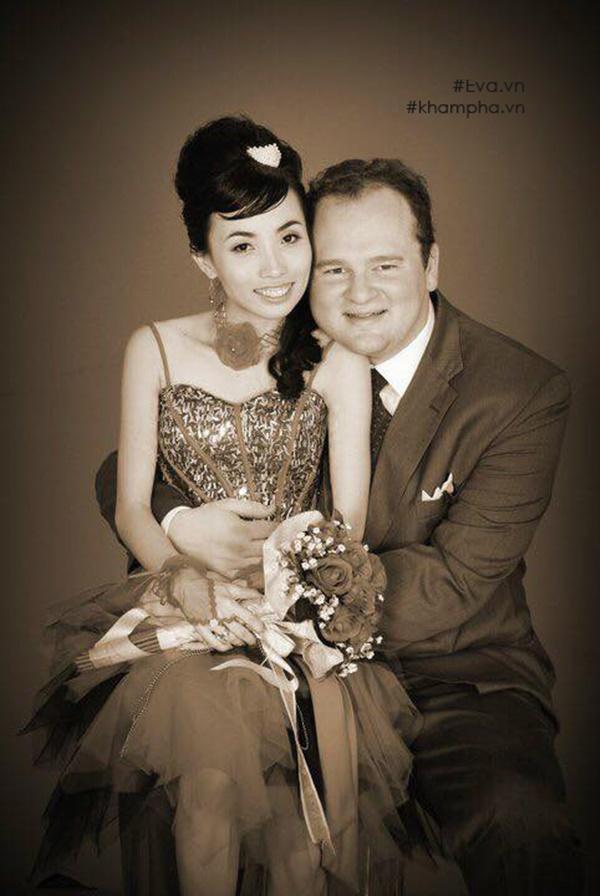 Chưa gặp một lần, chàng trai Mỹ vẫn cưới được vợ Việt nhờ lá thư đầy lỗi chính tả-3