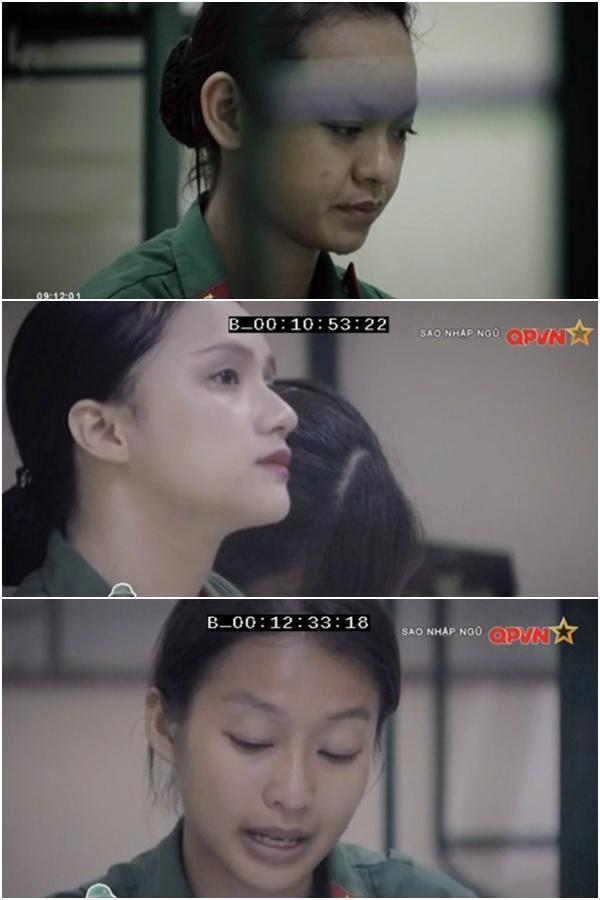 Chết cười khi xem Hương Giang Idol dọn chuồng lợn trong quân ngũ-5