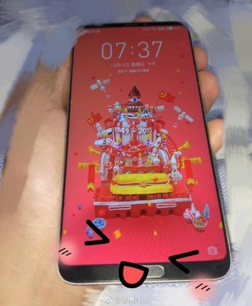 Lộ diện chiếc smartphone có thiết kế hoàn hảo hơn iPhone X-2