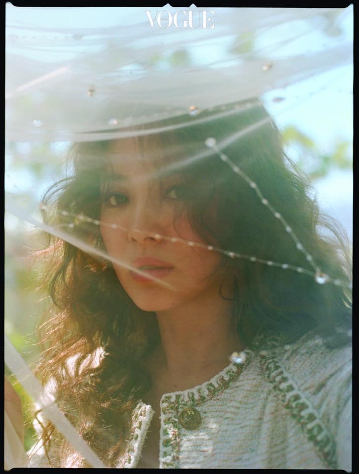 Khách mời sẽ bị chiếu laze nhắc nhở nếu dùng điện thoại chụp ảnh trong đám cưới Song Hye Kyo-2