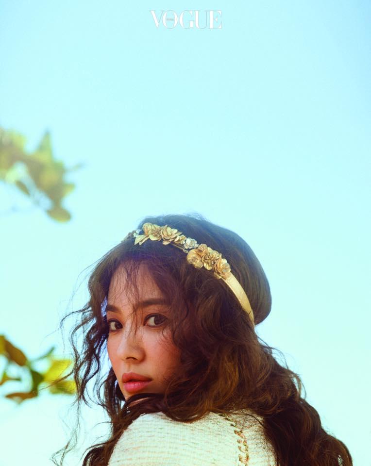 Khách mời sẽ bị chiếu laze nhắc nhở nếu dùng điện thoại chụp ảnh trong đám cưới Song Hye Kyo-7