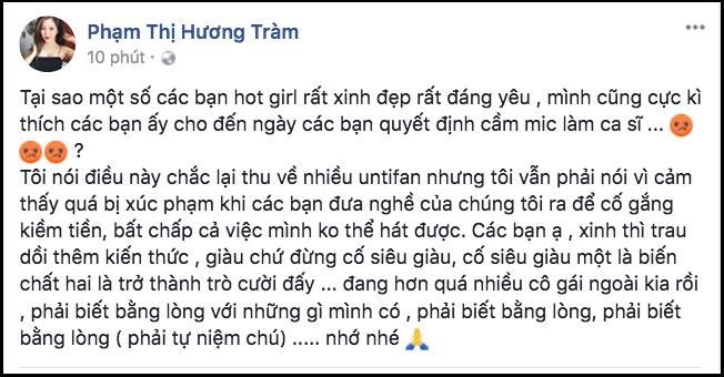 Yến Tatoo chơi lầy khi tung MV nhạc chế kết hợp hit của Hương Tràm và Chi Pu-3