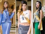 Những bộ trang phục kém xinh của dàn thí sinh tại Hoa hậu Hòa bình