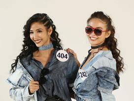 Sau 3 tập thất bại, Hoàng Thùy và Mâu Thủy có chiến thắng đầu tiên tại Hoa hậu Hoàn vũ Việt Nam