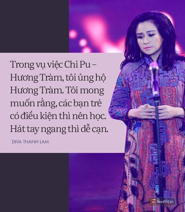 8 phát ngôn trong âm nhạc thẳng như ruột ngựa, chẳng ngại đụng chạm của Diva Thanh Lam-4
