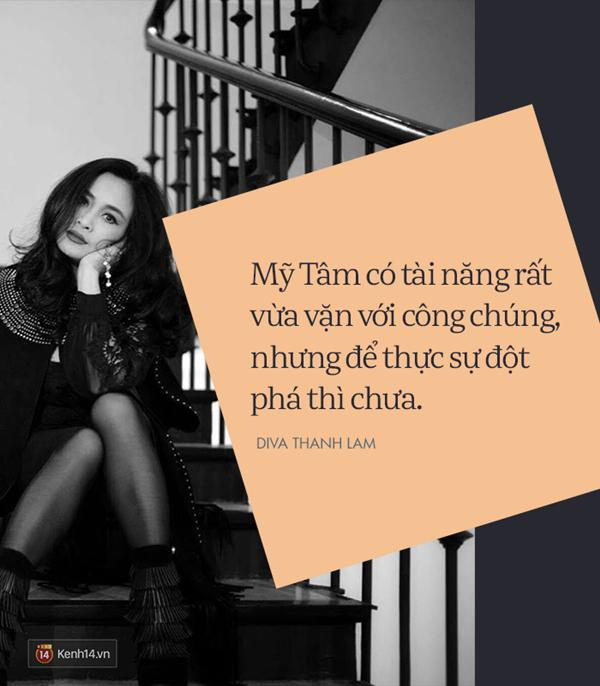 8 phát ngôn trong âm nhạc thẳng như ruột ngựa, chẳng ngại đụng chạm của Diva Thanh Lam-6