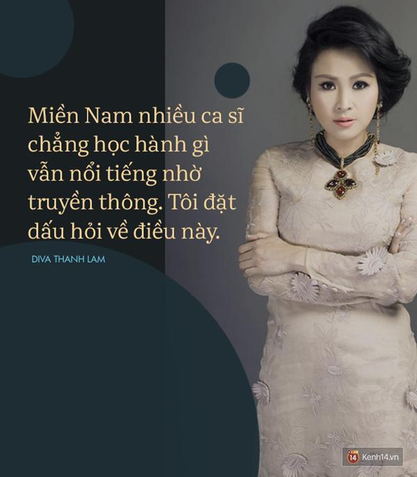 8 phát ngôn trong âm nhạc thẳng như ruột ngựa, chẳng ngại đụng chạm của Diva Thanh Lam-8