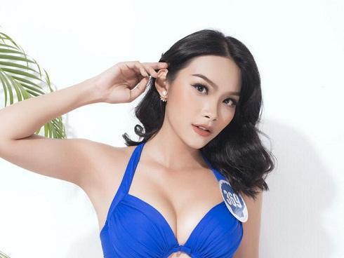Con gái của 'quả bom sex Việt' được dự đoán đăng quang Hoa hậu Đại dương 2017