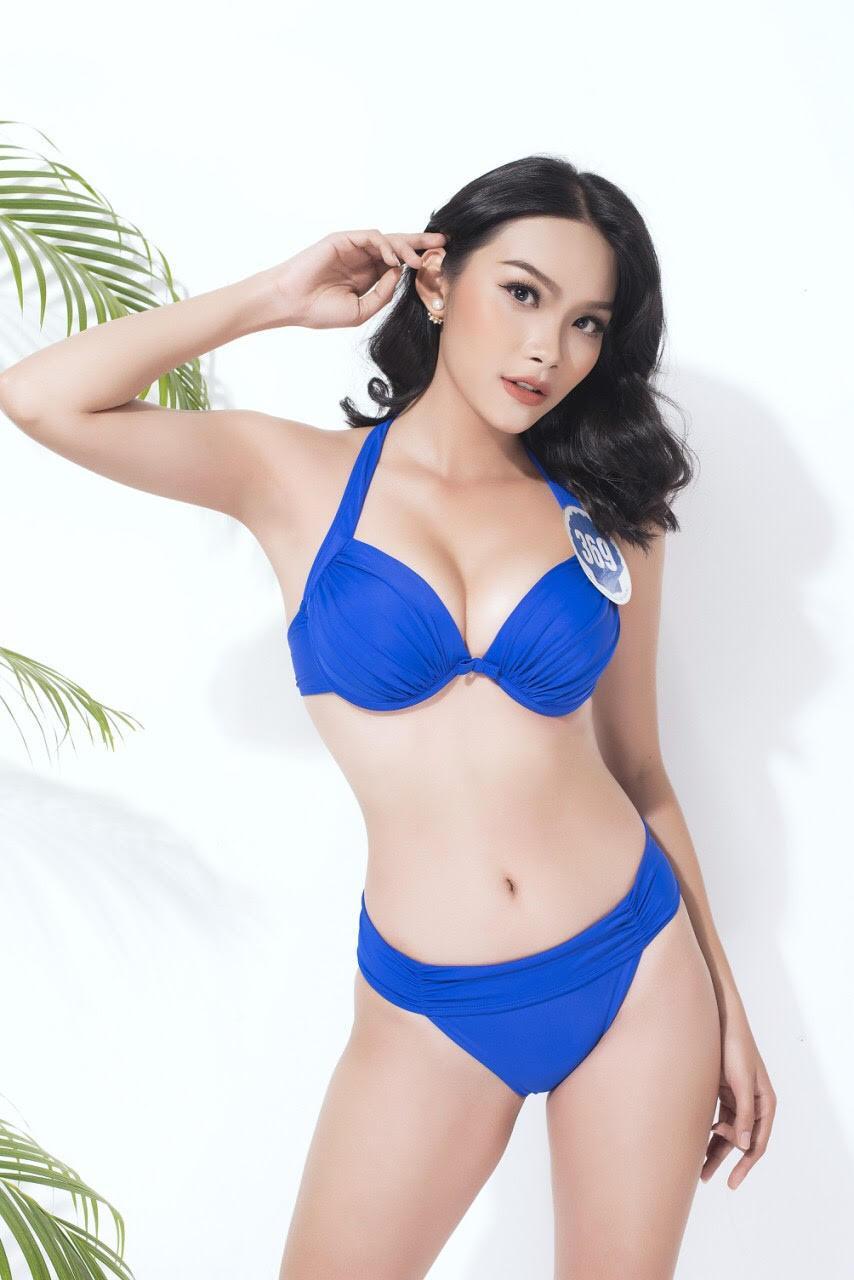 Con gái của quả bom sex Việt được dự đoán đăng quang Hoa hậu Đại dương 2017-2