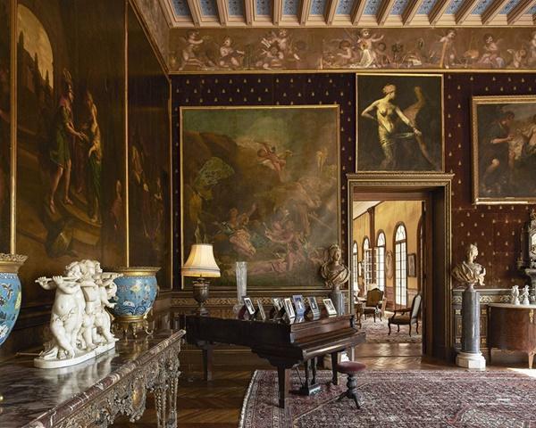 Bên trong ngôi biệt thự đắt giá nhất thế giới-4