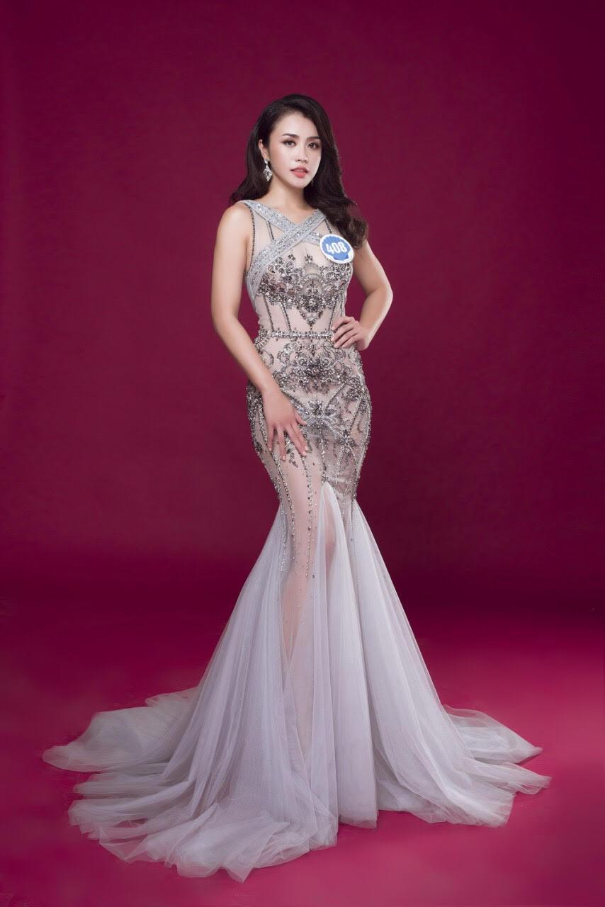 Con gái của quả bom sex Việt được dự đoán đăng quang Hoa hậu Đại dương 2017-11