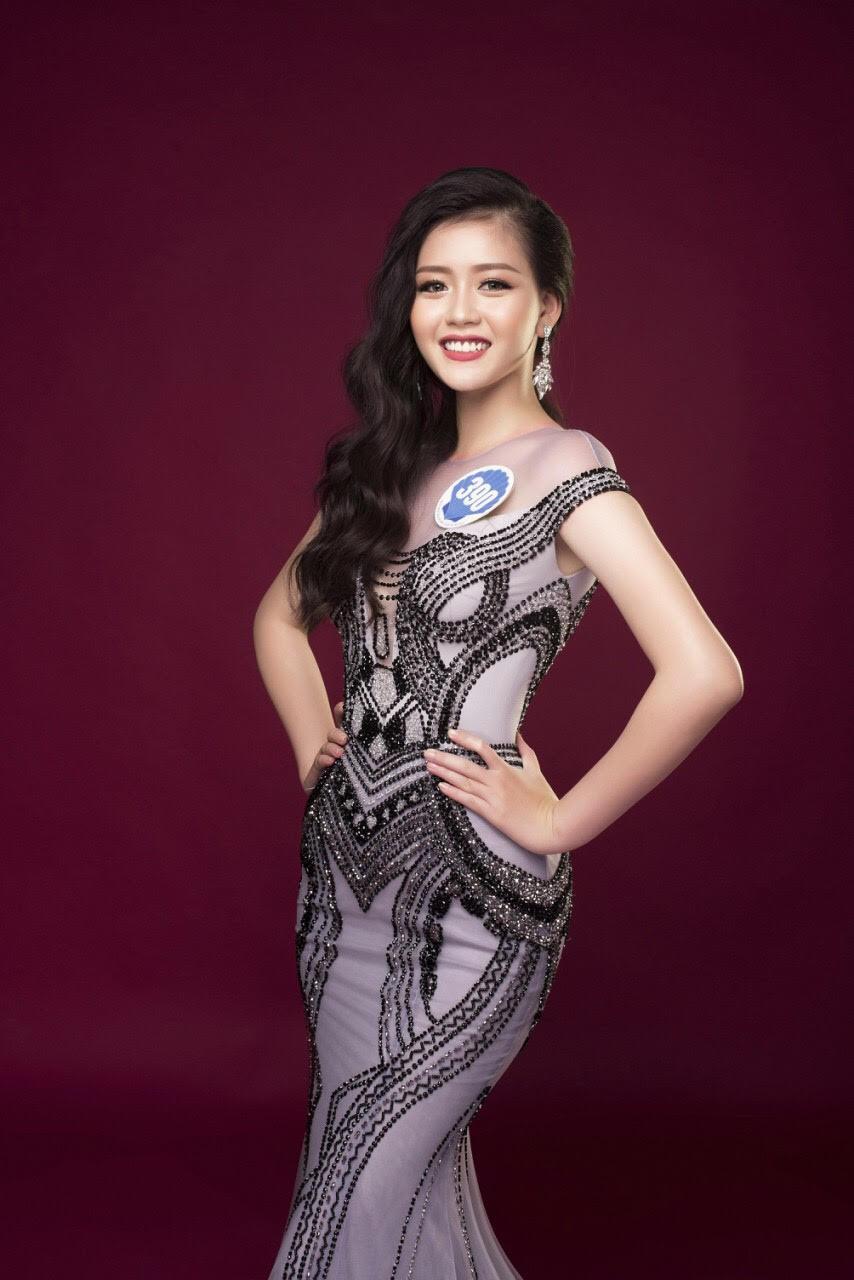 Con gái của quả bom sex Việt được dự đoán đăng quang Hoa hậu Đại dương 2017-9