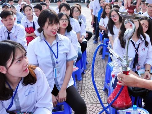 Sốc: Hơn 4% học sinh, sinh viên Việt Nam sử dụng ma túy