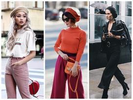 Những bí quyết diện mũ nồi đúng chuẩn thời trang