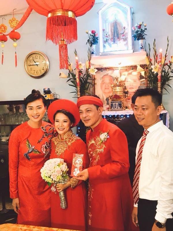 Dân mạng xôn xao trước hình ảnh Ngô Thanh Vân mặc áo dài trong lễ rước dâu-7