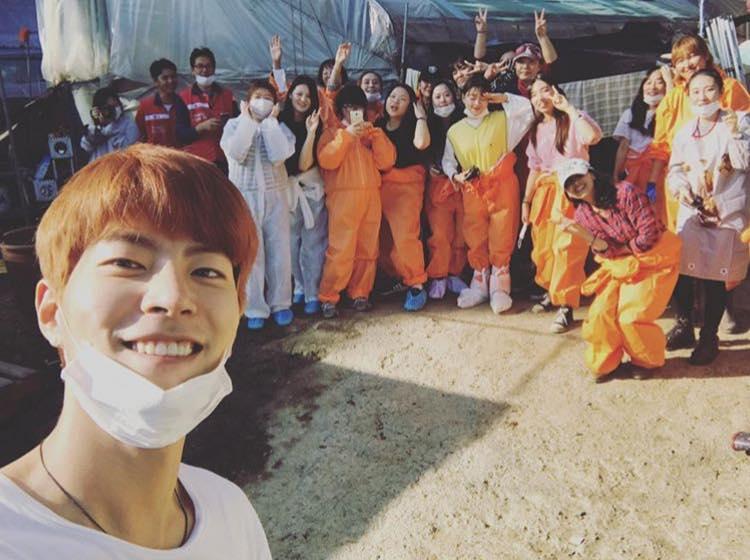 Sao Hàn 22/10: Người đẹp không tuổi Oh Ji Eun tổ chức hôn lễ theo phong cách truyền thống-4