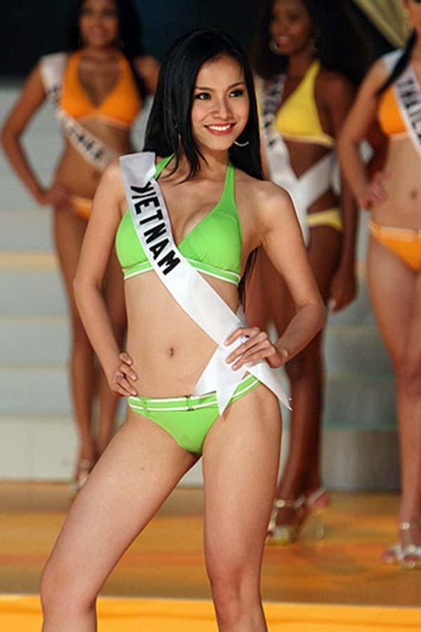 Đọ sắc 10 mỹ nhân đại diện Việt Nam tranh tài tại Hoa hậu Hoàn vũ Thế giới-3