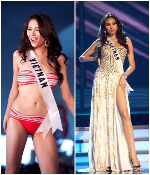 Đọ sắc 10 mỹ nhân đại diện Việt Nam tranh tài tại Hoa hậu Hoàn vũ Thế giới-5