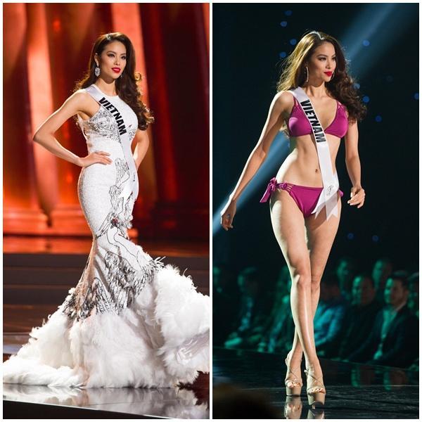 Đọ sắc 10 mỹ nhân đại diện Việt Nam tranh tài tại Hoa hậu Hoàn vũ Thế giới-10