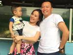 Vy Oanh đáp trả trước thông tin 'là người thứ 3 và người chồng hiện tại không phải là bố của con trai'