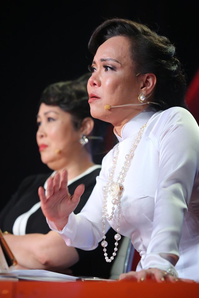Bước nhảy ngàn cân: Nàng béo từng bị trầm cảm khiến bộ 3 giám khảo khóc nghẹn vì diễn quá đạt-1